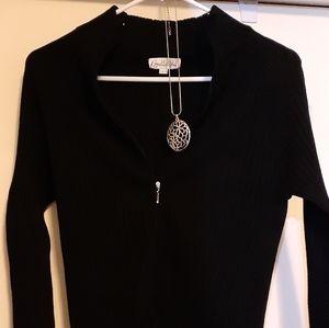 Black Bellini Cardigan Size L